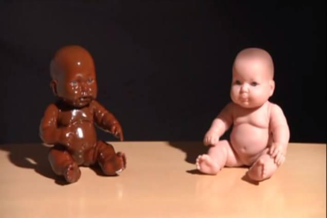 racismo Video   Niños dominicanos en experimento sobre racismo